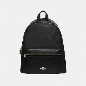 COACH CHARLIE BACKPACK (IM/BLACK)