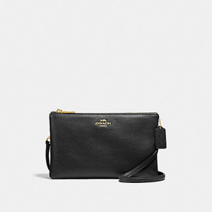 COACH LYLA CROSSBODY (IM/BLACK)
