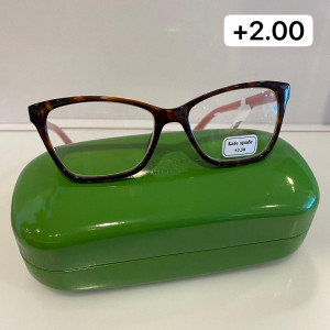 KATE SPADE PRESCRIPTION GLASSES PAVA/0 FY6 TORTOISE
