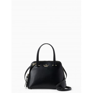 KATE SPADE PATTERSON DRIVE SMALL DOME SATCHEL (BLACK)