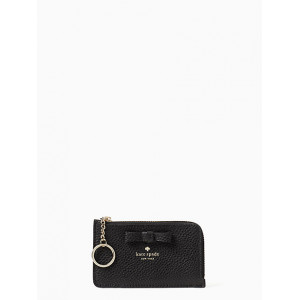 KATE SPADE PERSHING STREET POPPY (BLACK)