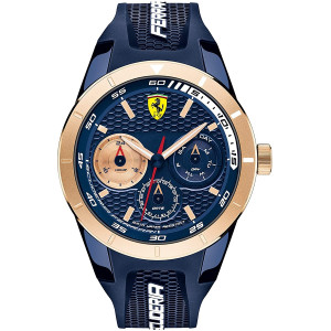SCUDERIA FERRARI MEN'S WATCH 0830379
