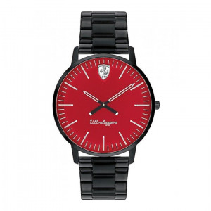 SCUDERIA FERRARI MEN'S WATCH 0830564
