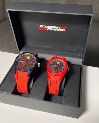 SCUDERIA FERRARI WATCHES 0870035
